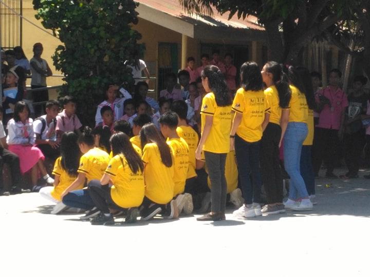 Nutrition Month 2019 Jingle & Rap Competition | gschs - ICT